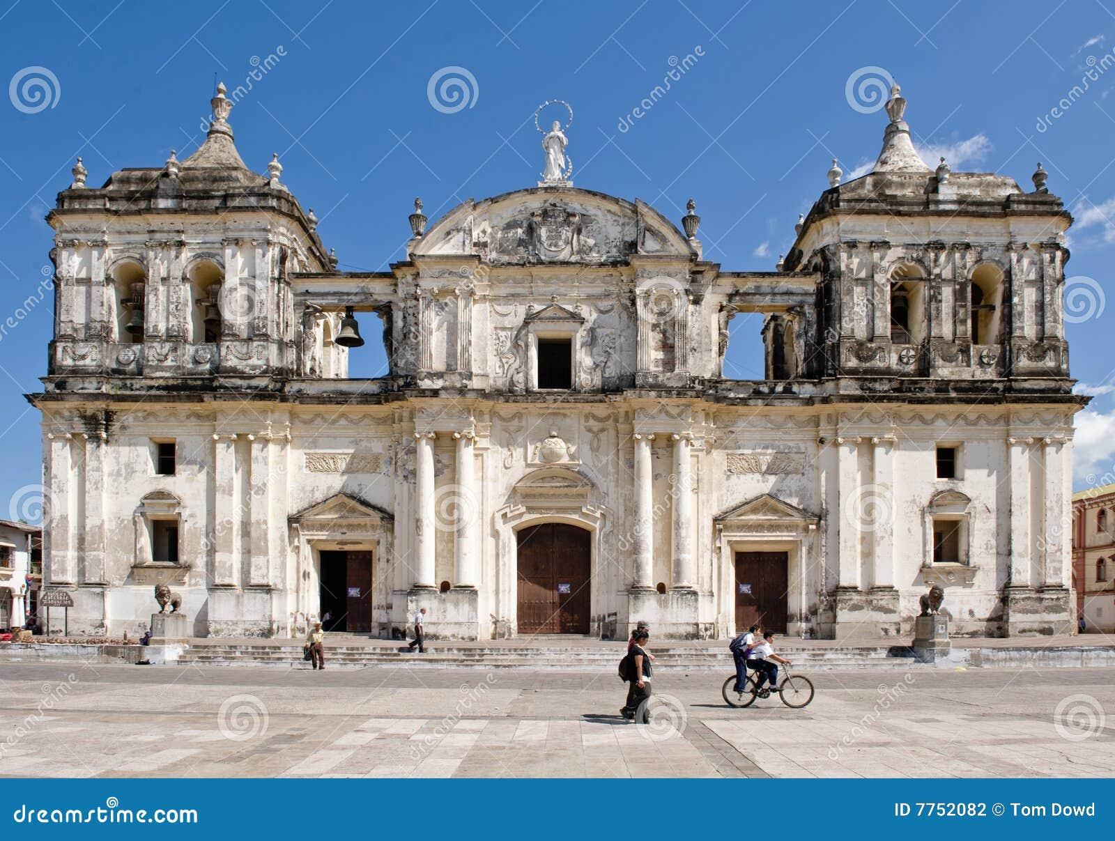 καθεδρικός ναός leon Pedro SAN