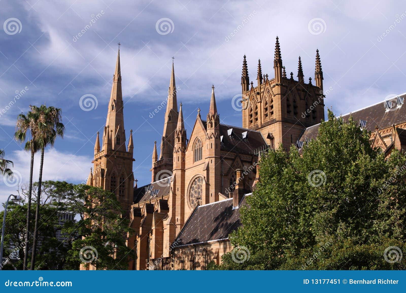 καθεδρικός ναός Mary s ST Σύδνεϋ