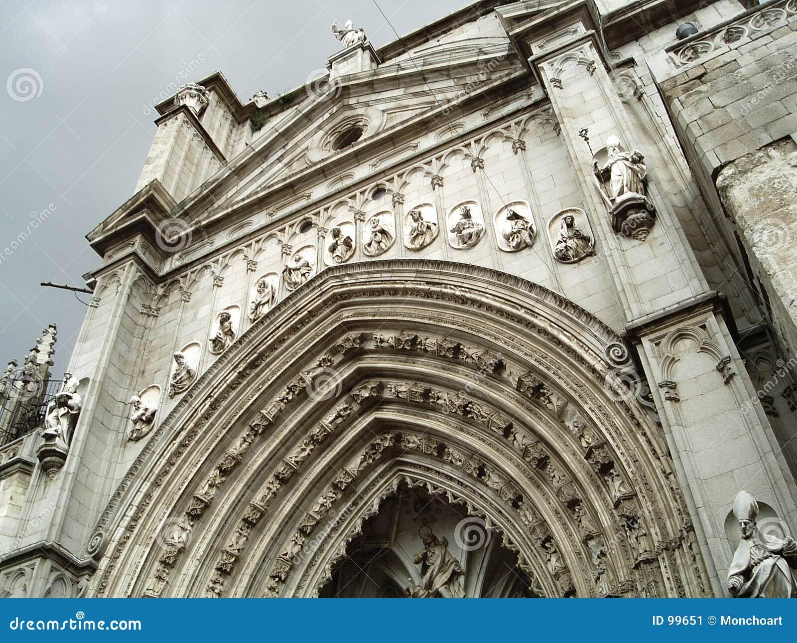 καθεδρικός ναός s Τολέδο
