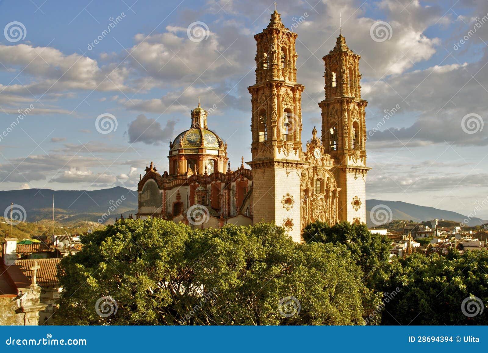 Καθεδρικός ναός Taxco, Μεξικό