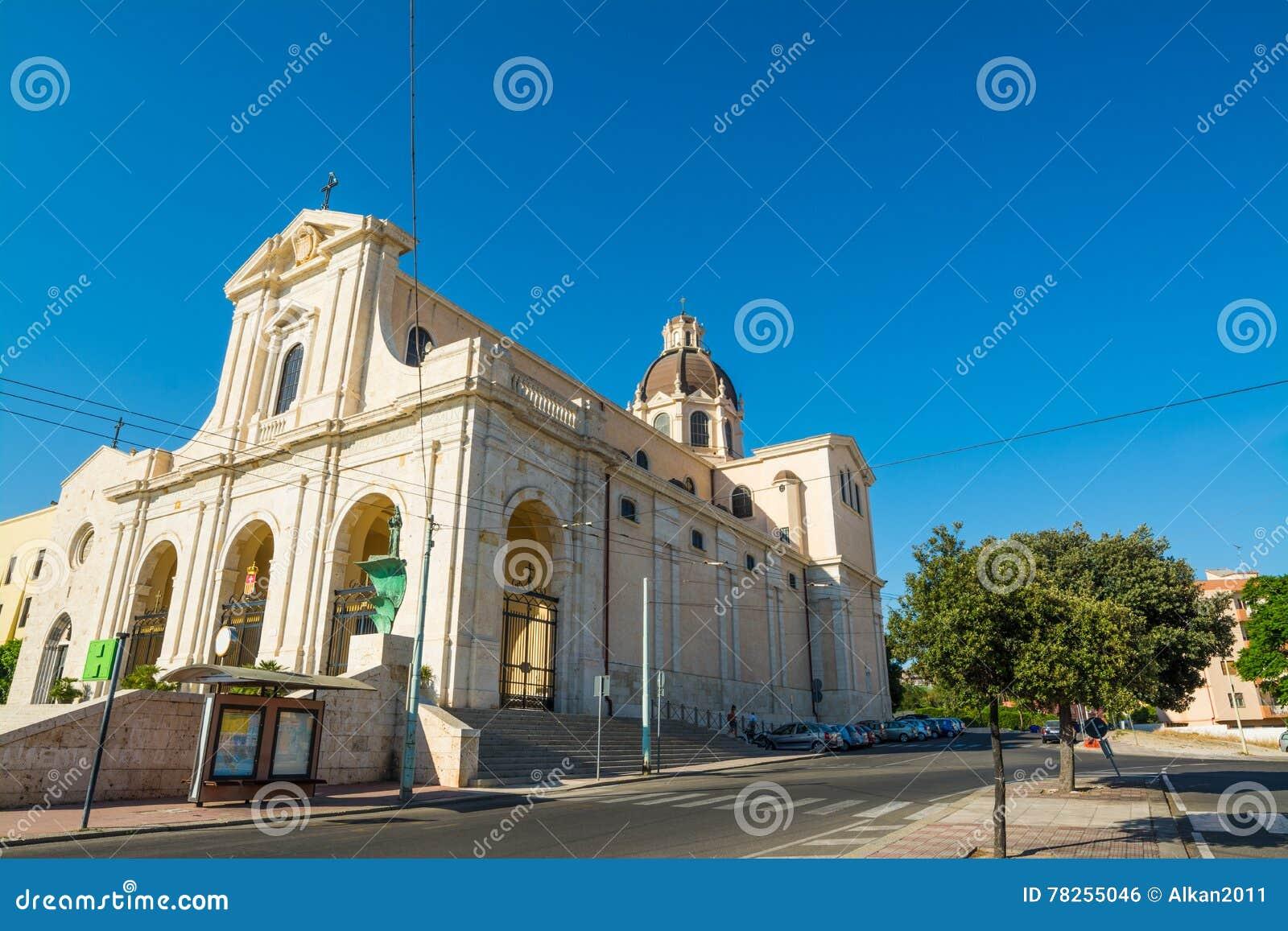 Καθεδρικός ναός Bonaria στο Κάλιαρι