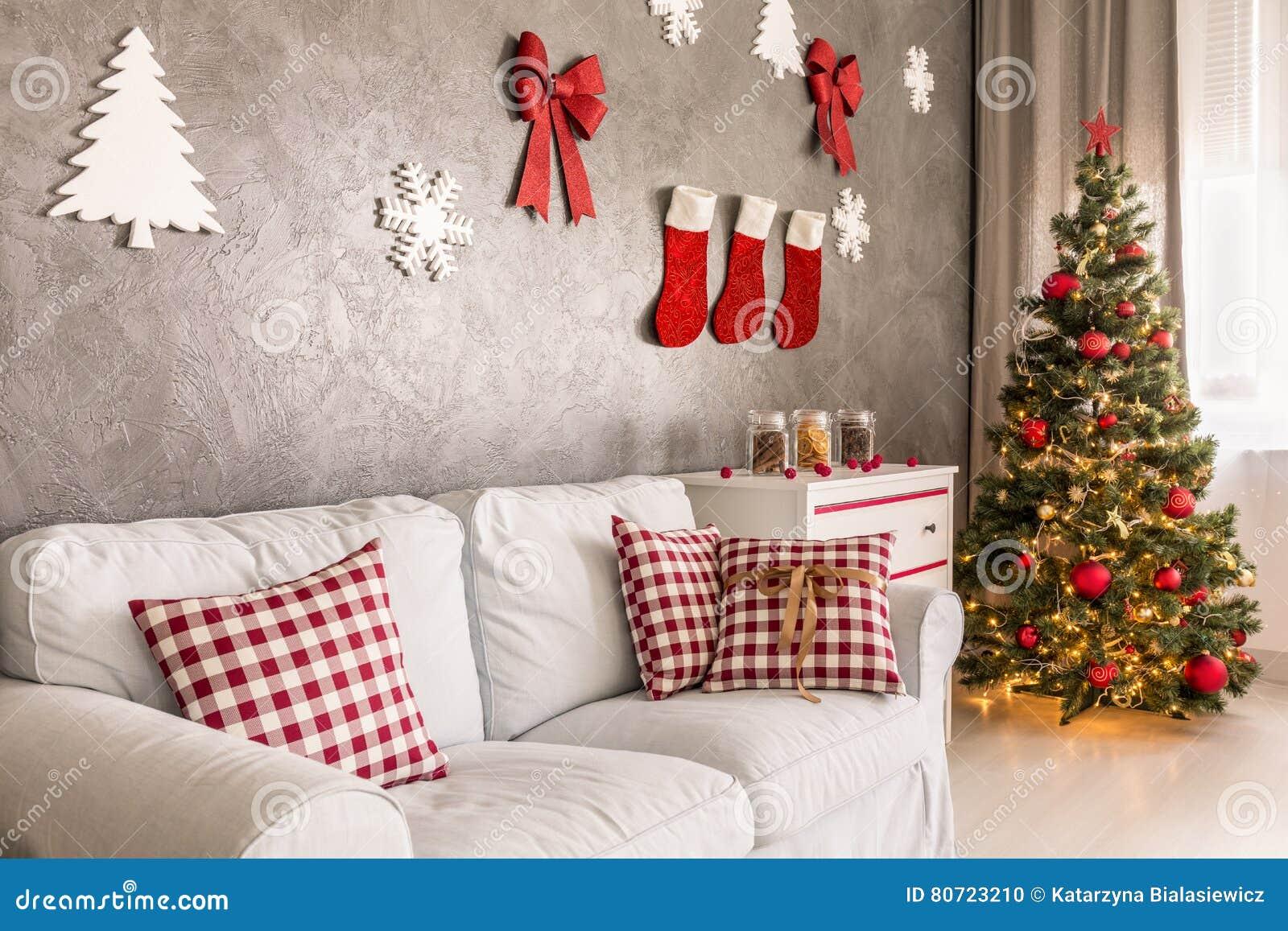 Καθιστικό Χριστουγέννων