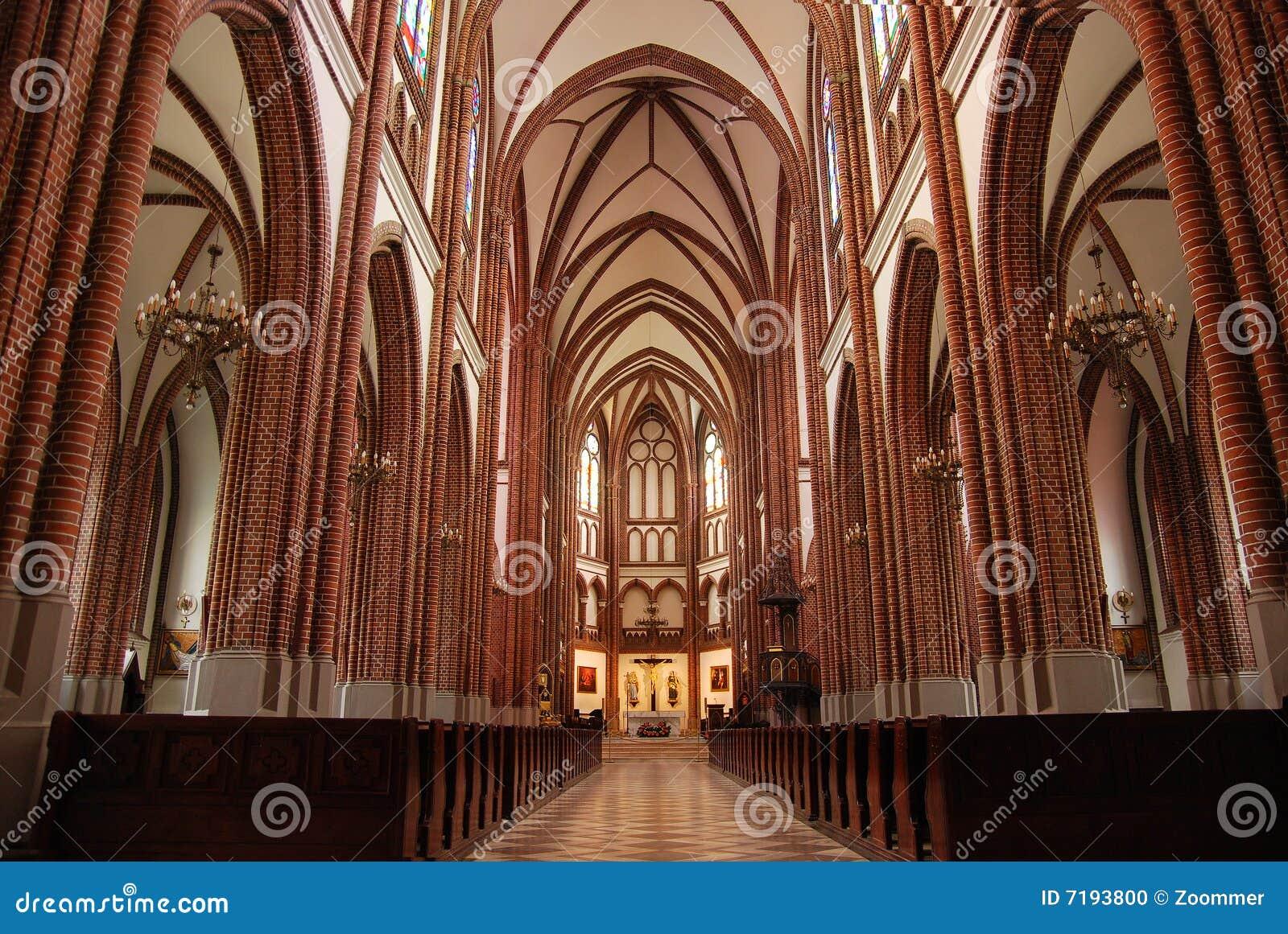 καθολική εκκλησία μέσα