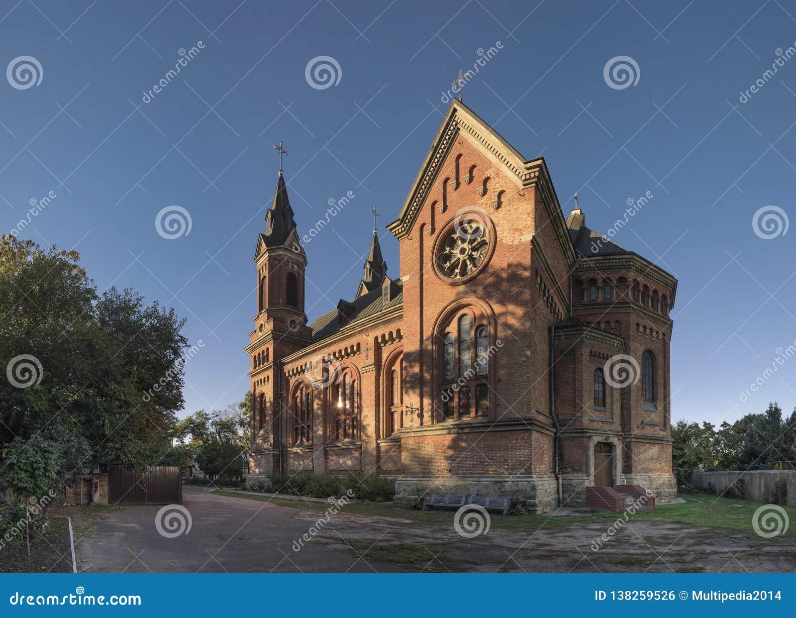 Καθολική εκκλησία του ST Joseph σε Nikolaev, Ουκρανία