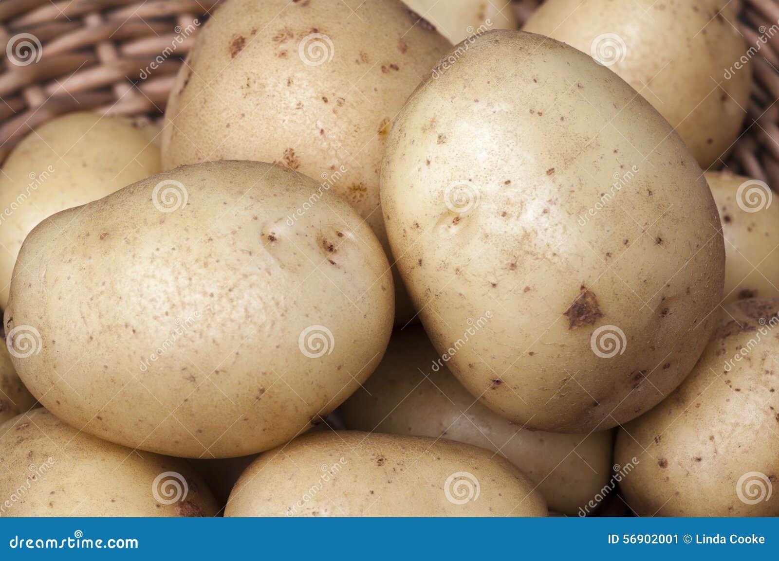 Καινούριες πατάτες Καζαμπλάνκα