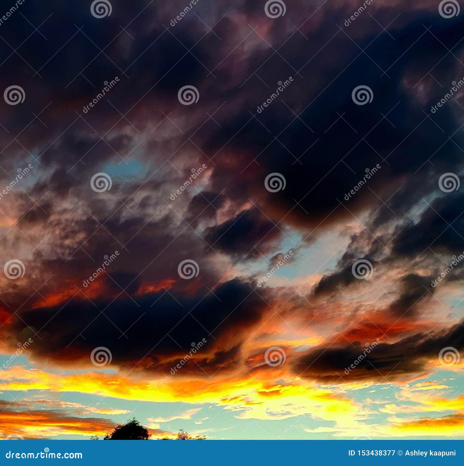 Και οι ουρανοί που