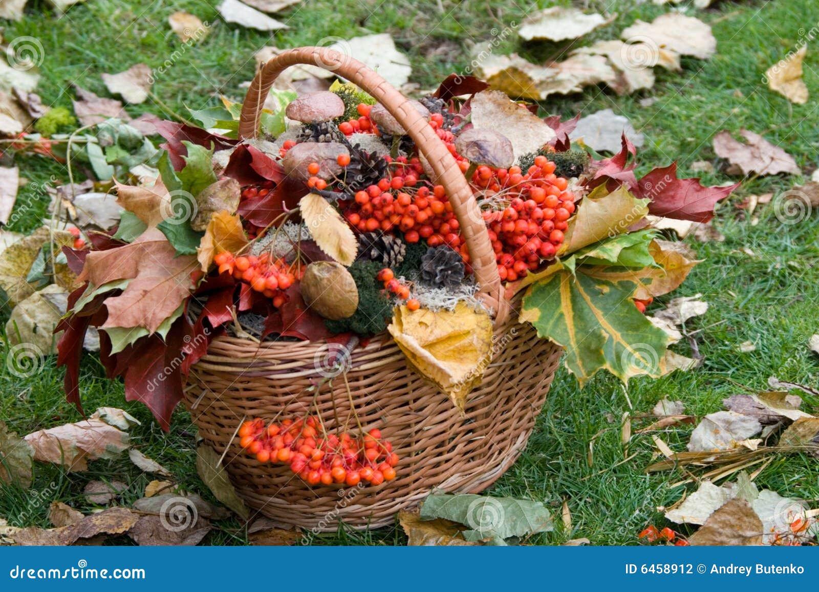 καλάθι φθινοπώρου
