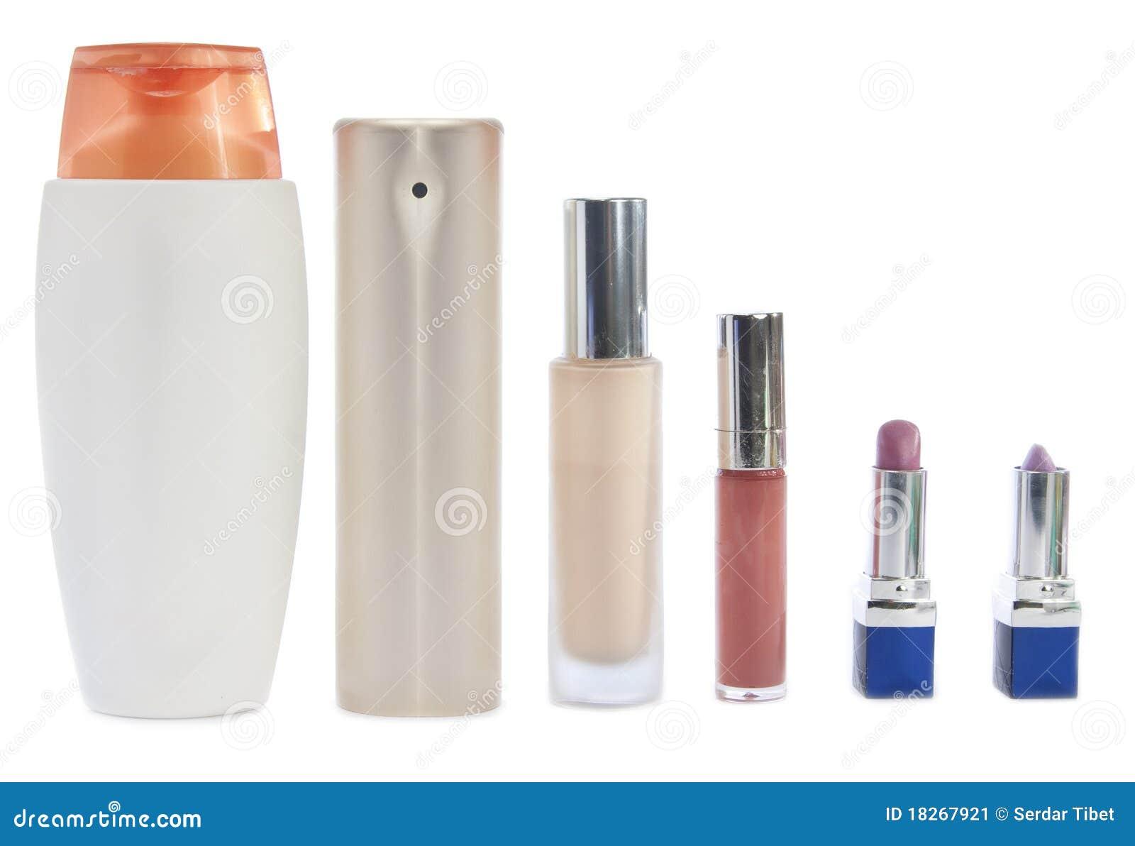 καλλυντικό μπουκαλιών