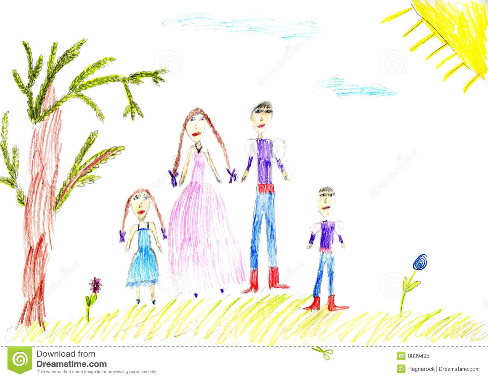 καλοκαίρι χρωμάτων s οικο