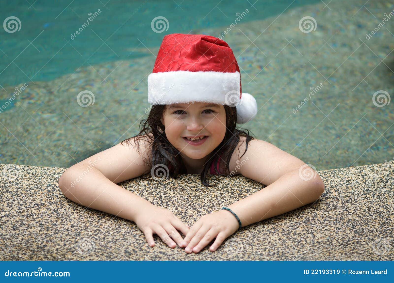 καλοκαίρι santa Χριστουγένν&ome