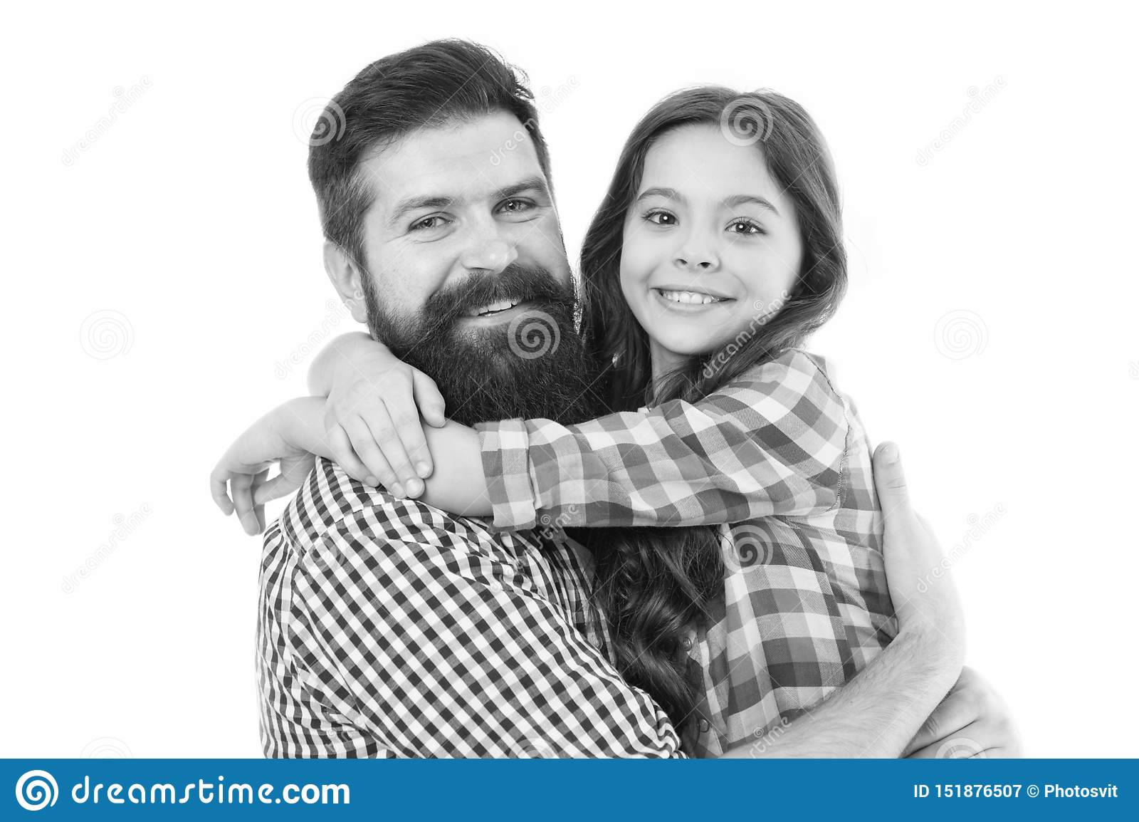 Καλύτερος μπαμπάς πάντα Άσπρο υπόβαθρο αγκαλιάσματος πατέρων και κορών Καλύτεροι φίλοι παιδιών και μπαμπάδων r Πατρότητα και