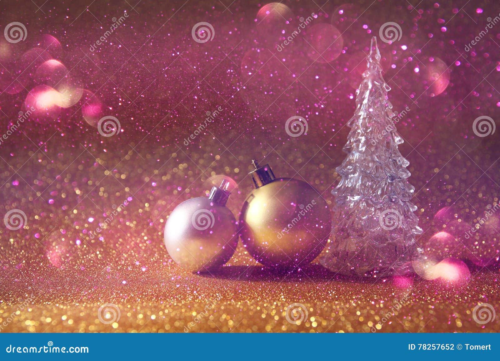 Καμμένος εορταστικές διακοσμήσεις δέντρων και σφαιρών Χριστουγέννων