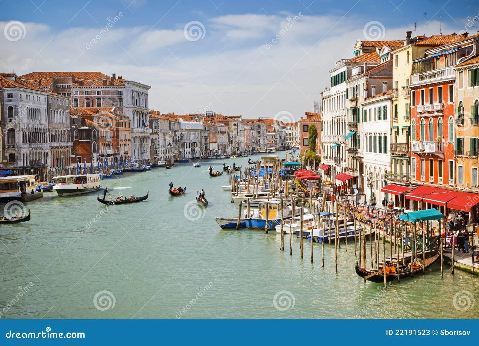 κανάλι μεγάλη Βενετία