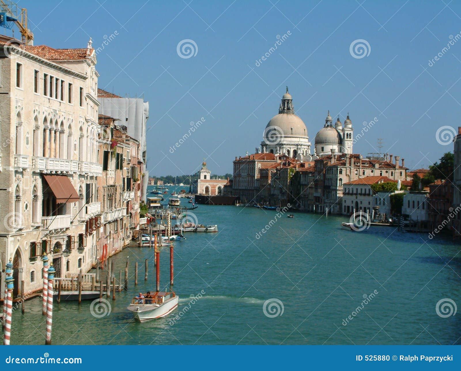 κανάλι grande Βενετία