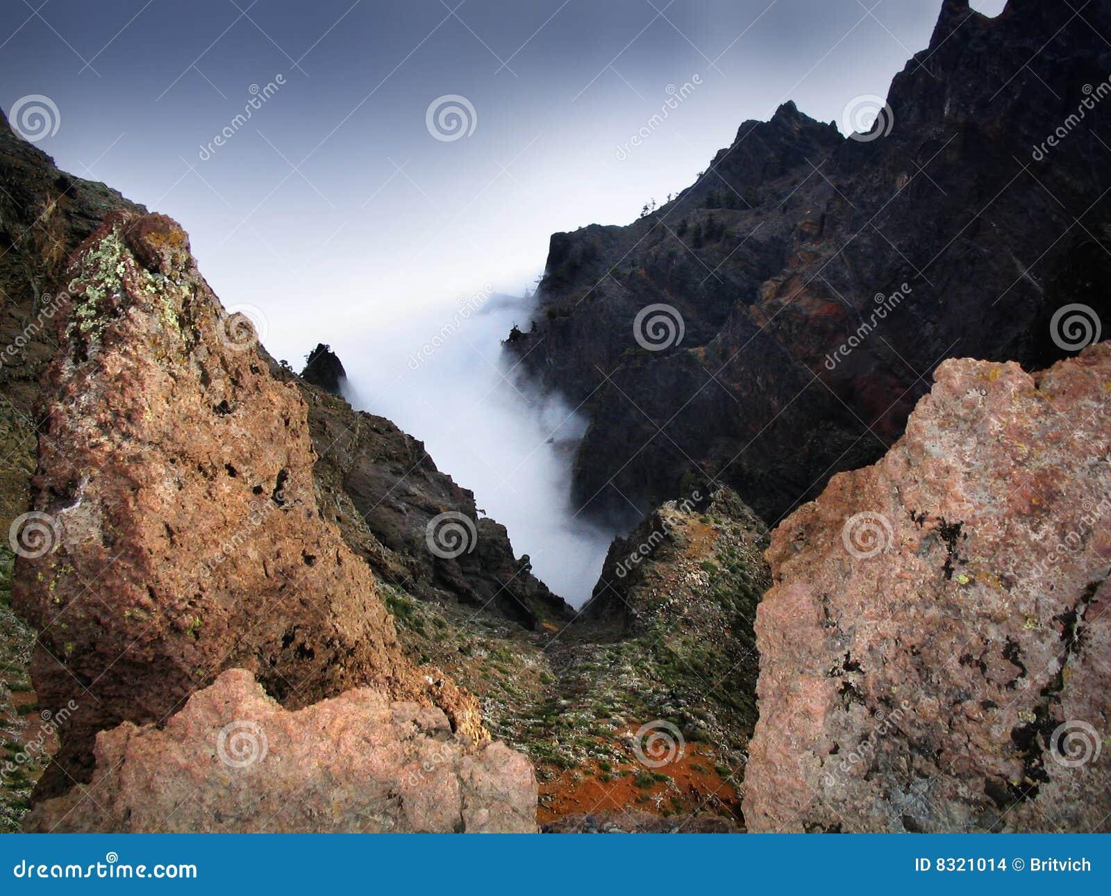 Κανάριο νησί ηφαιστειακό