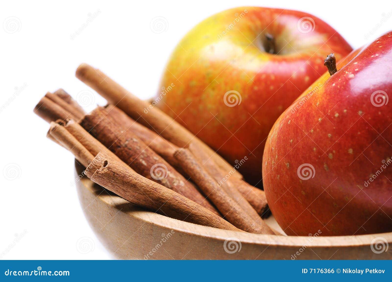 κανέλα μήλων