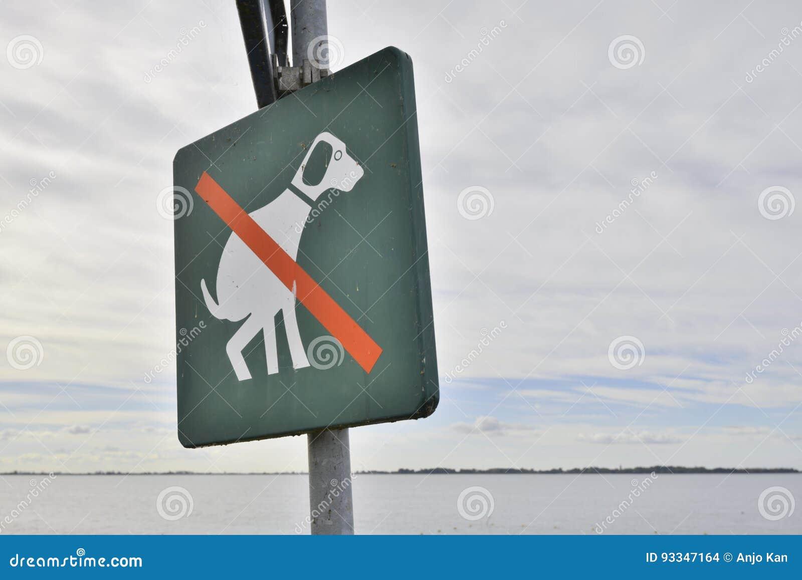 Κανένα σημάδι dogpoo