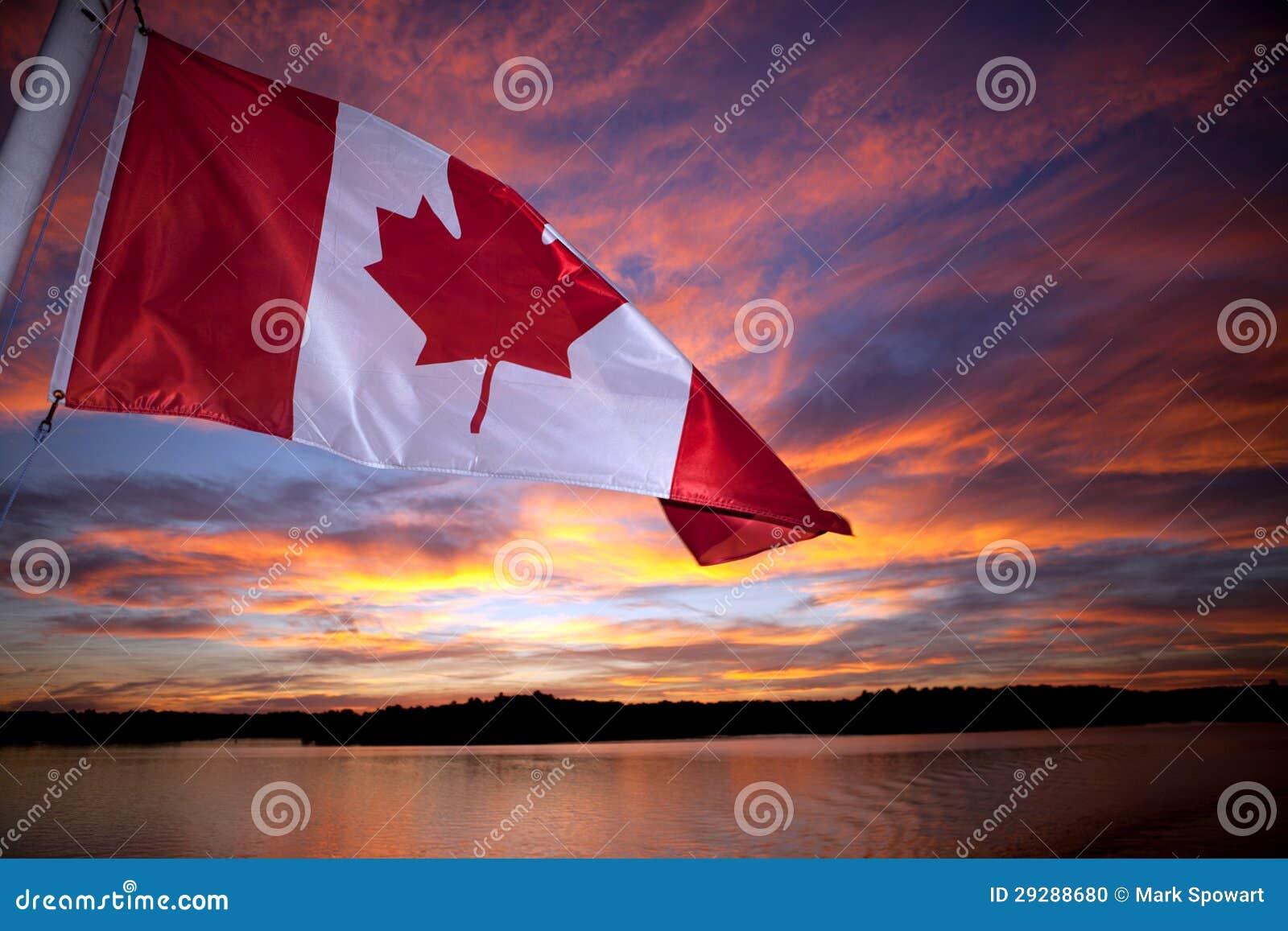 Καναδική σημαία