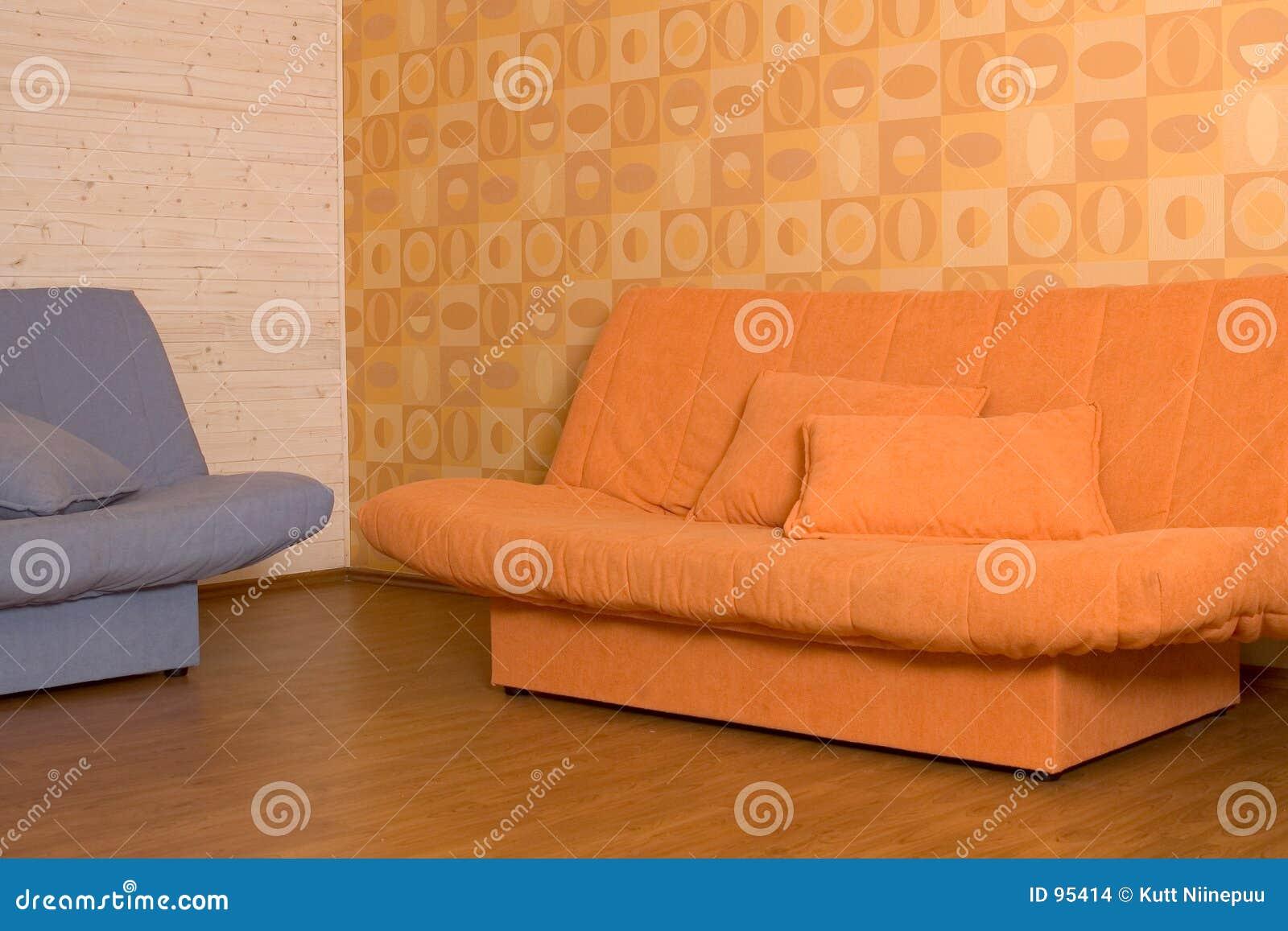 καναπέδες δύο