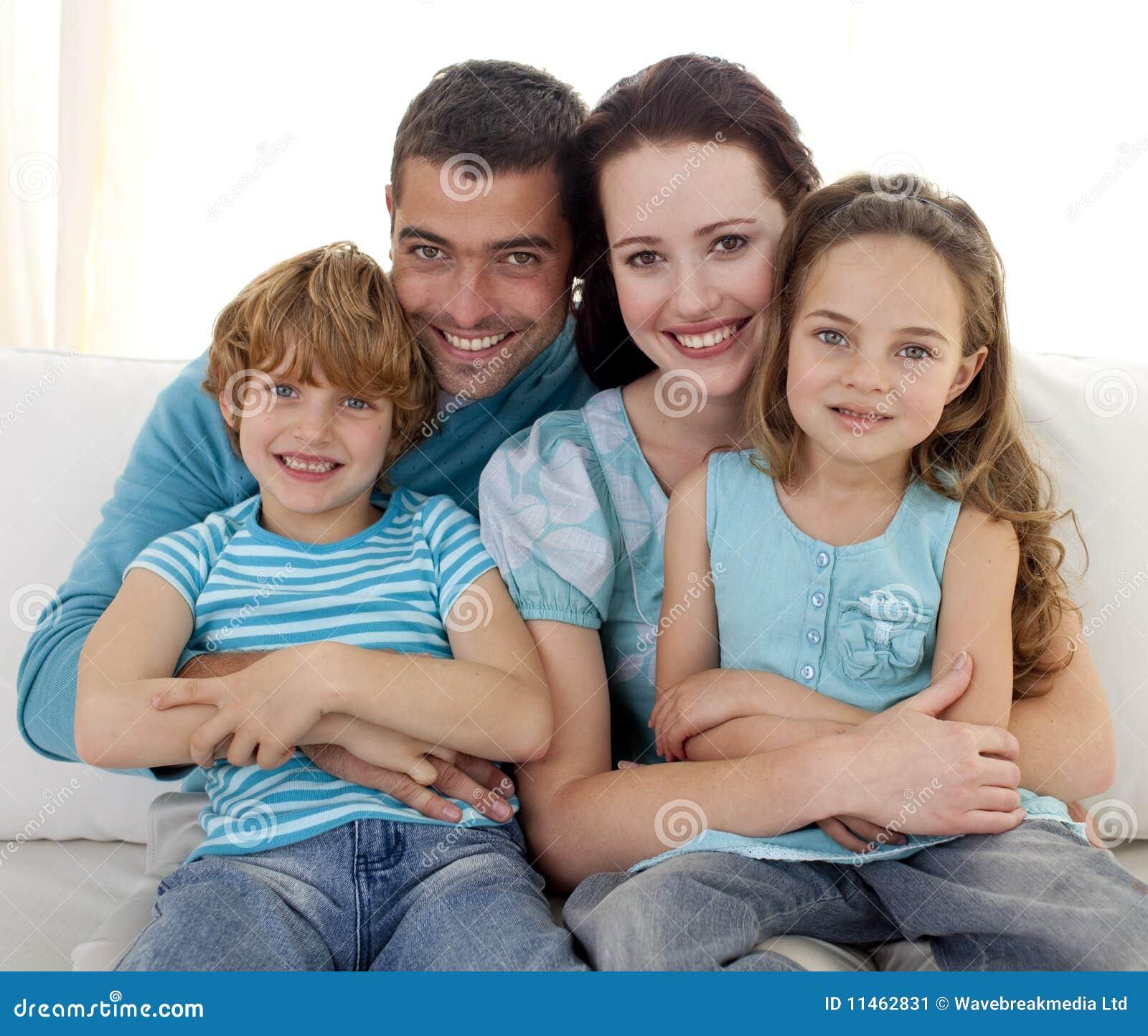 καναπές οικογενειακής &