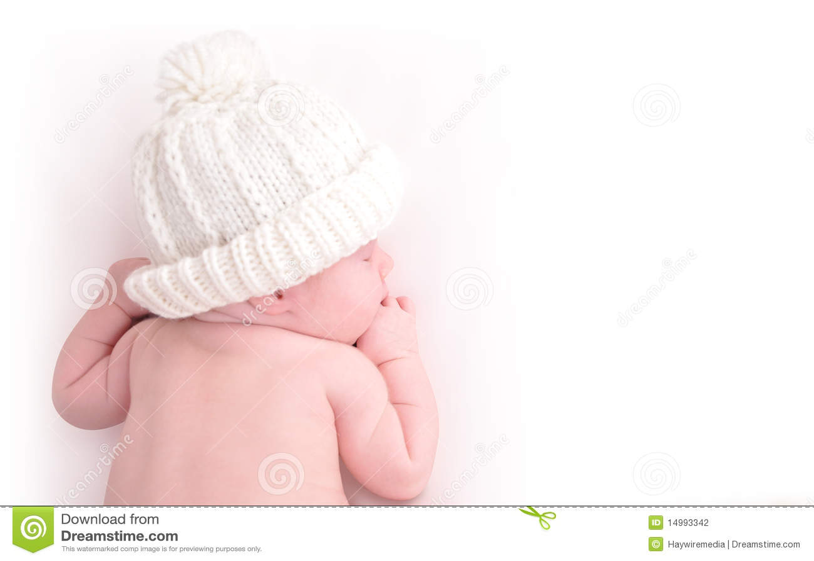 καπέλο μωρών λίγος νεογέν&nu