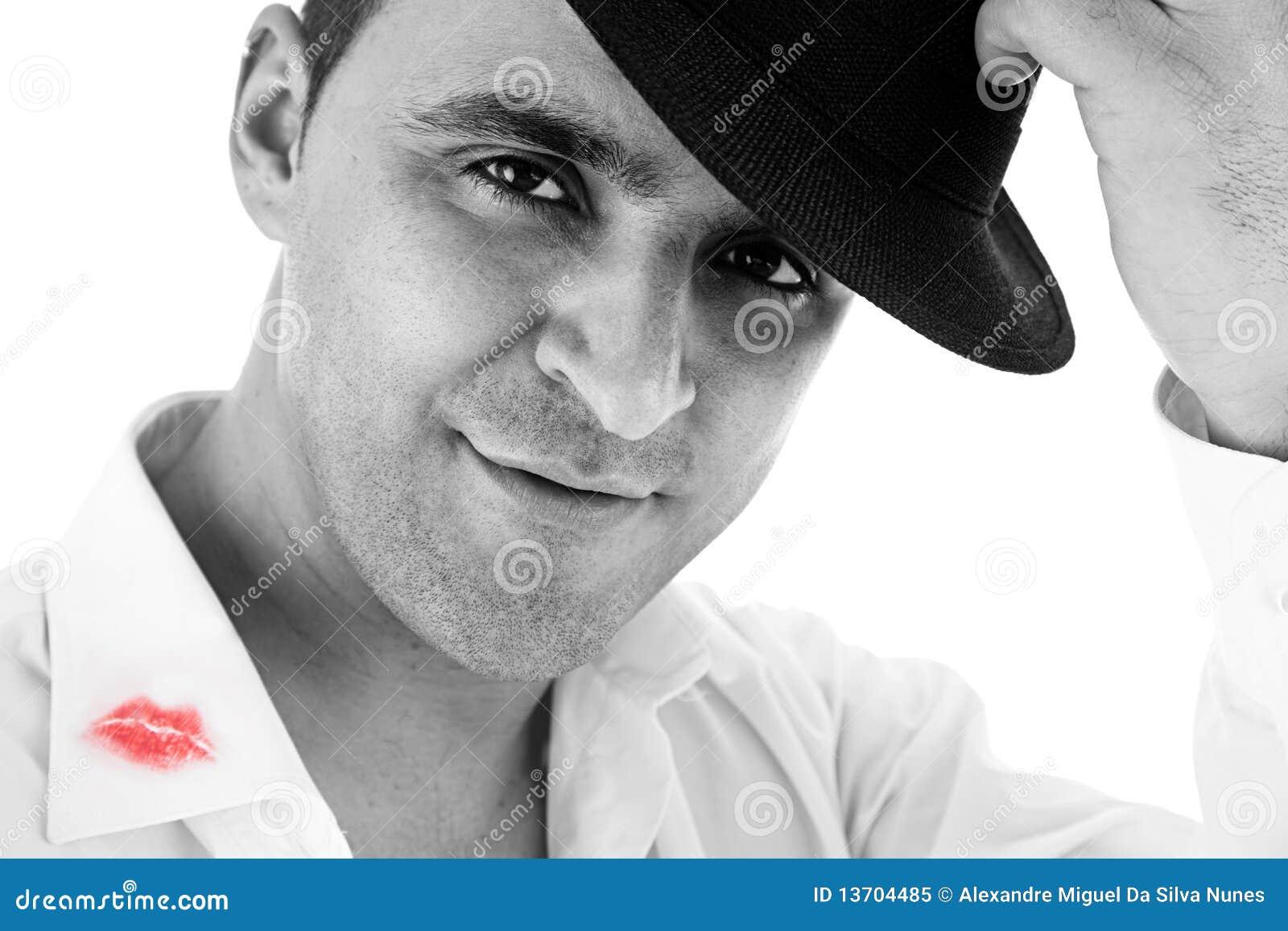 acf5f55672f καπέλο χαιρετισμού το πο στοκ εικόνα. εικόνα από κραγιόν - 13704485