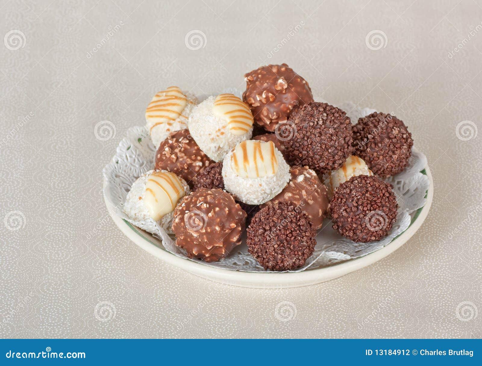 Καραμέλα σοκολάτας