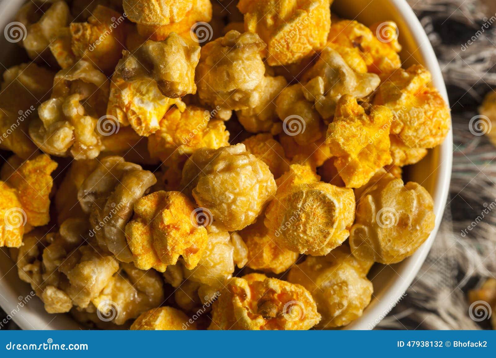 Καραμέλα ύφους του Σικάγου και Popcorn τυριών