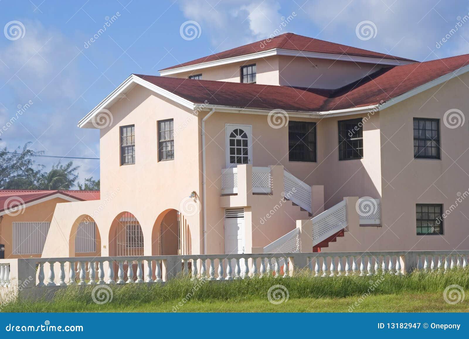 καραϊβικό σπίτι