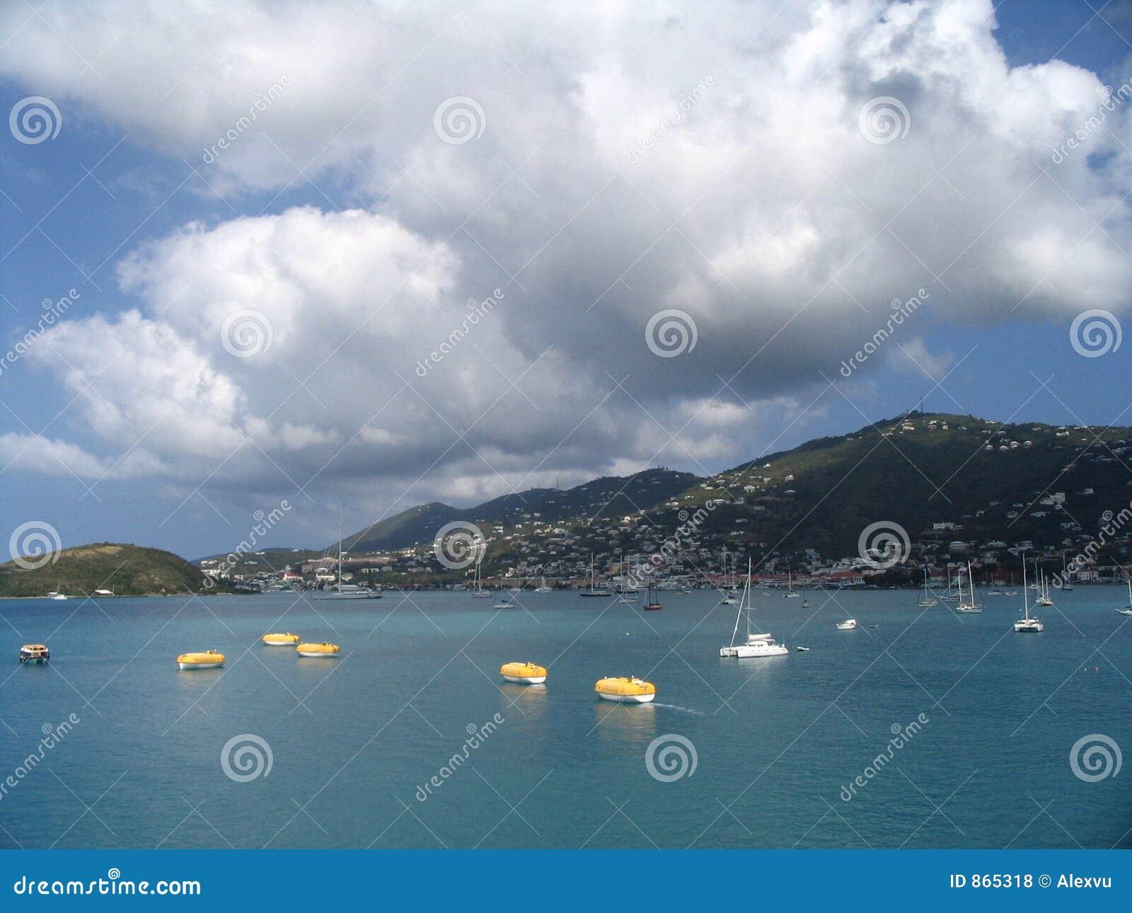 καραϊβικό ST Thomas
