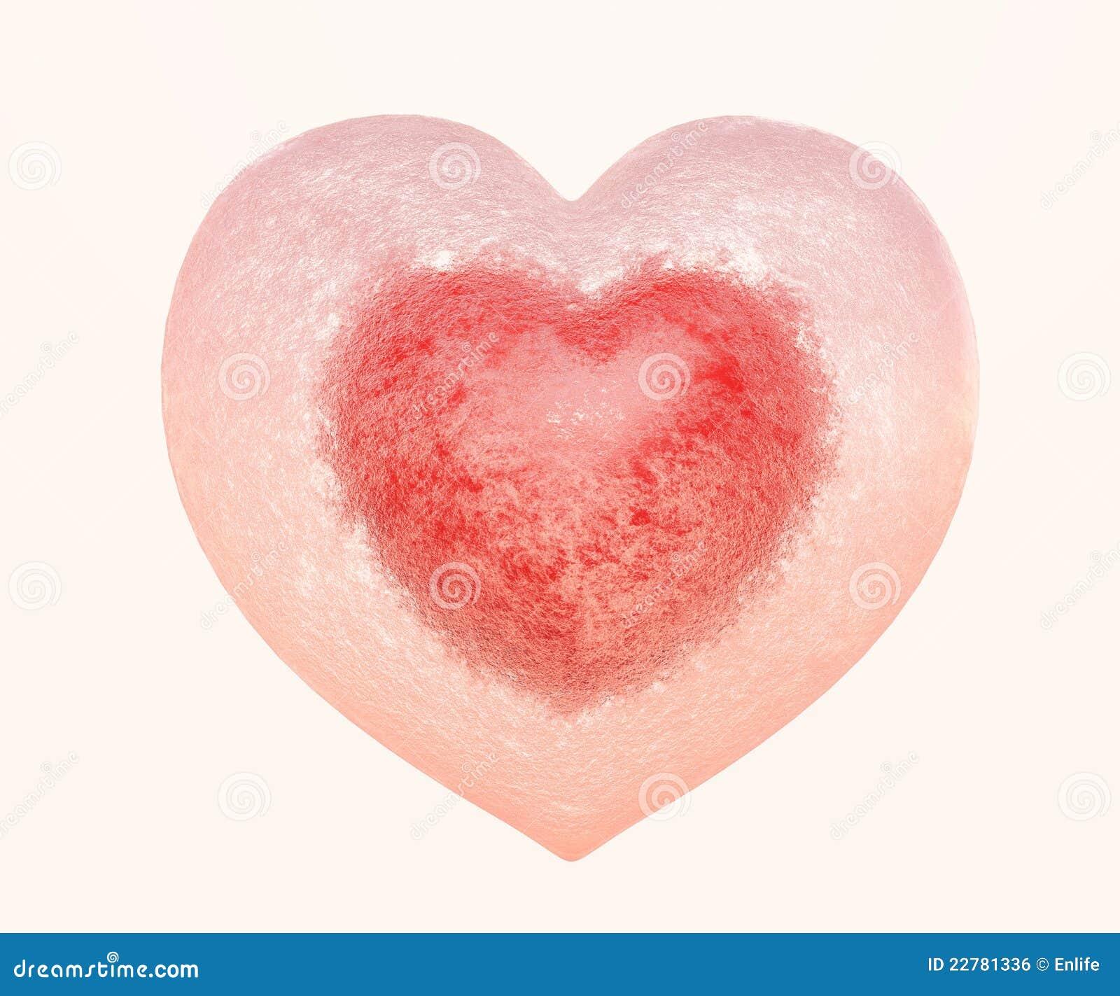 καρδιά γυαλιού