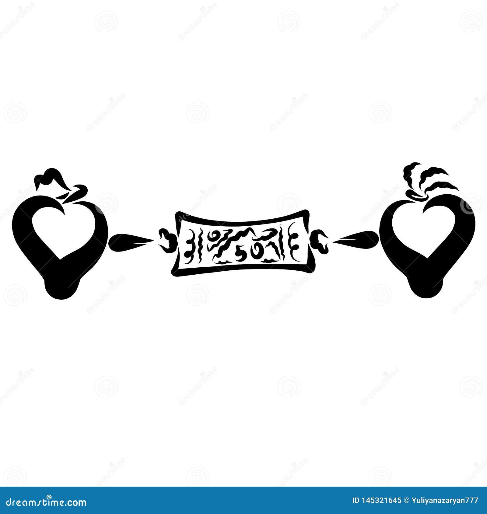Καρδιές που επιλέγουν τα χρήματα, αυτός και αυτή