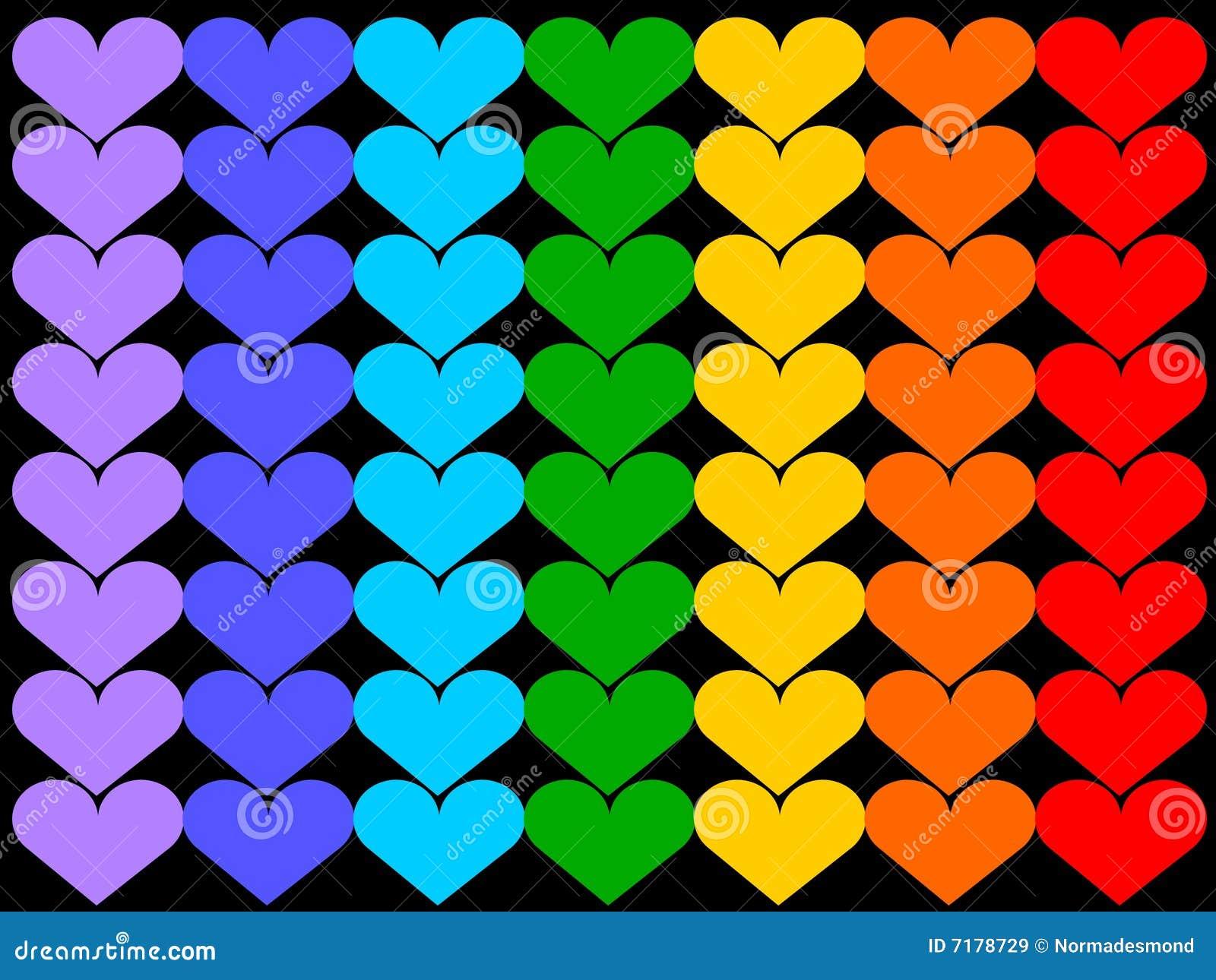 καρδιές σημαιών