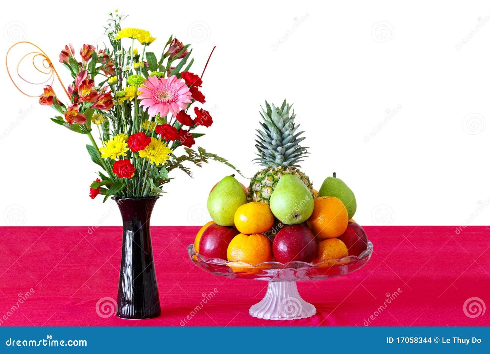 καρποί λουλουδιών