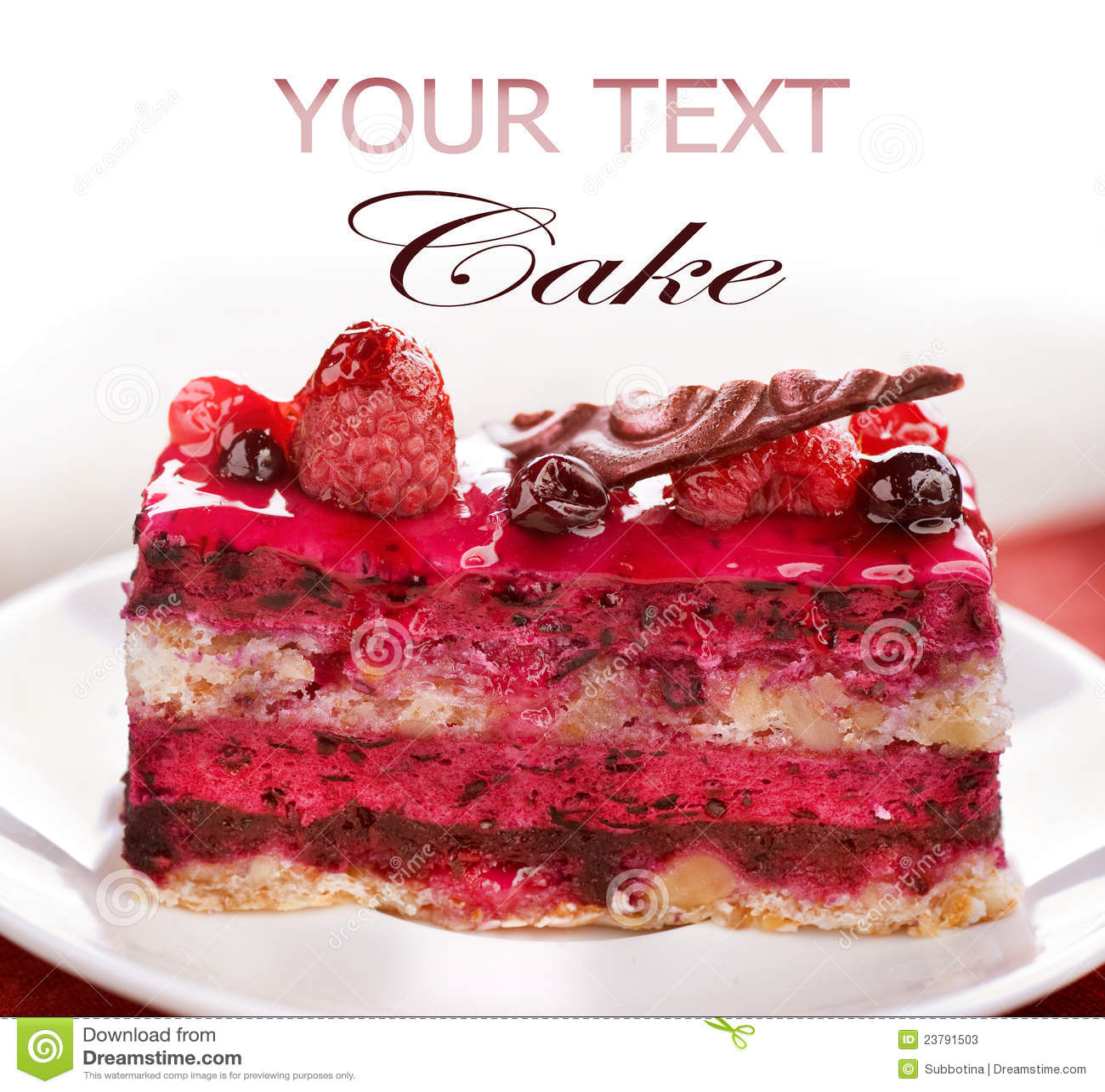 καρπός κέικ