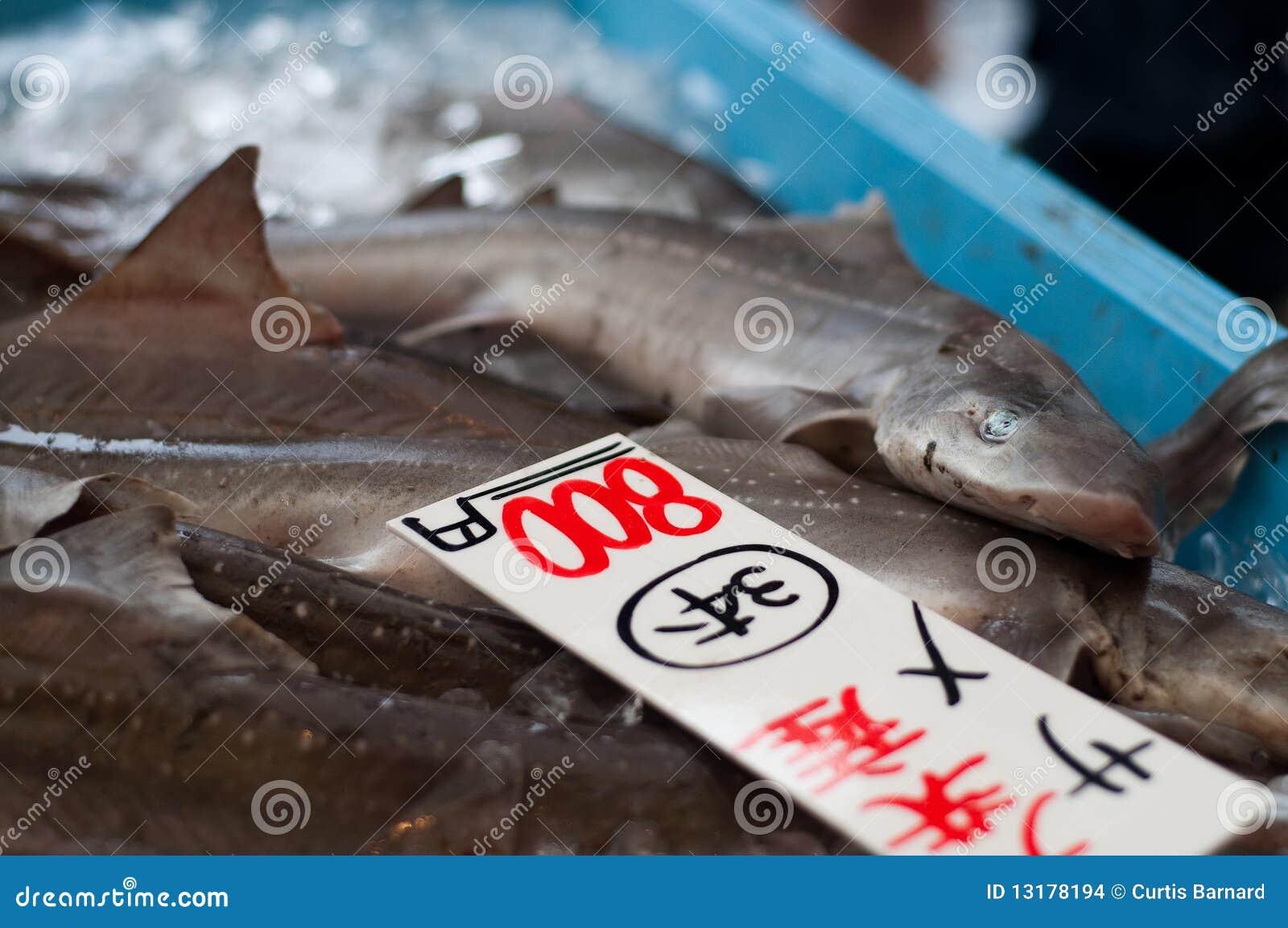 καρχαρίας πώλησης