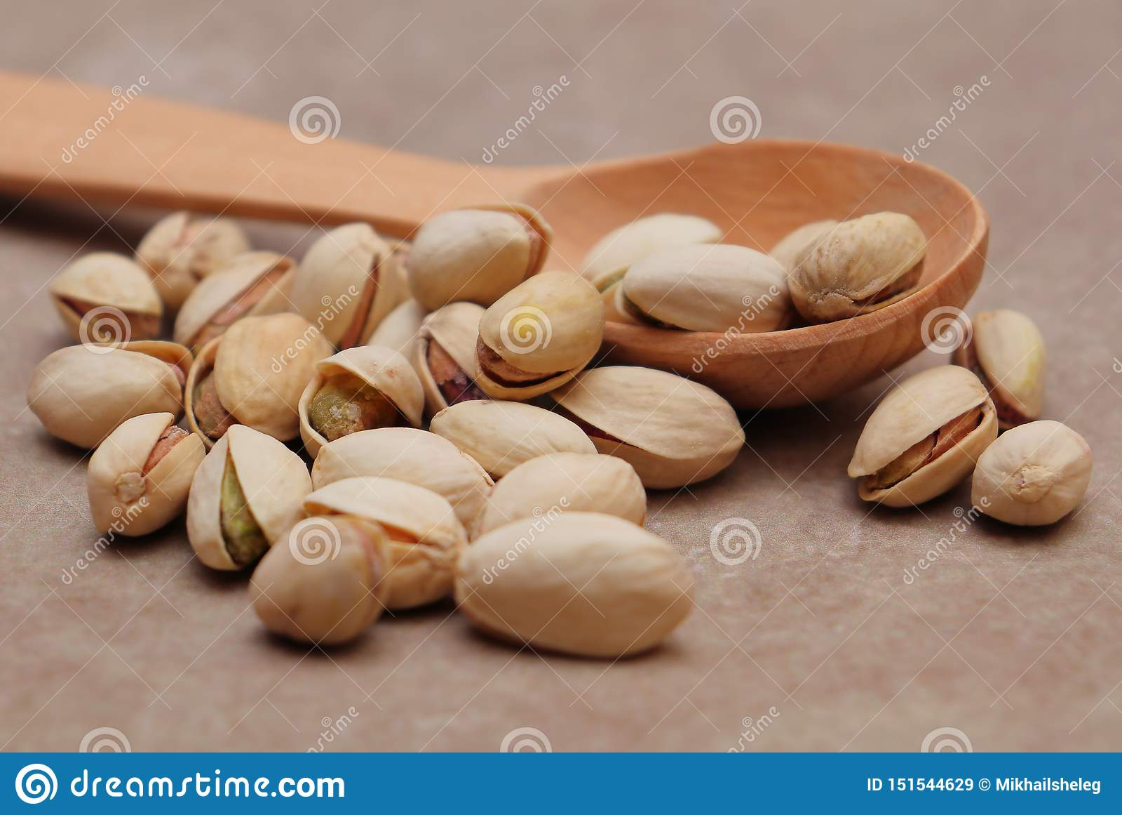 Καρύδια φυστικιών - ένα σύμβολο του πλούτου στην αρχαία Περσία