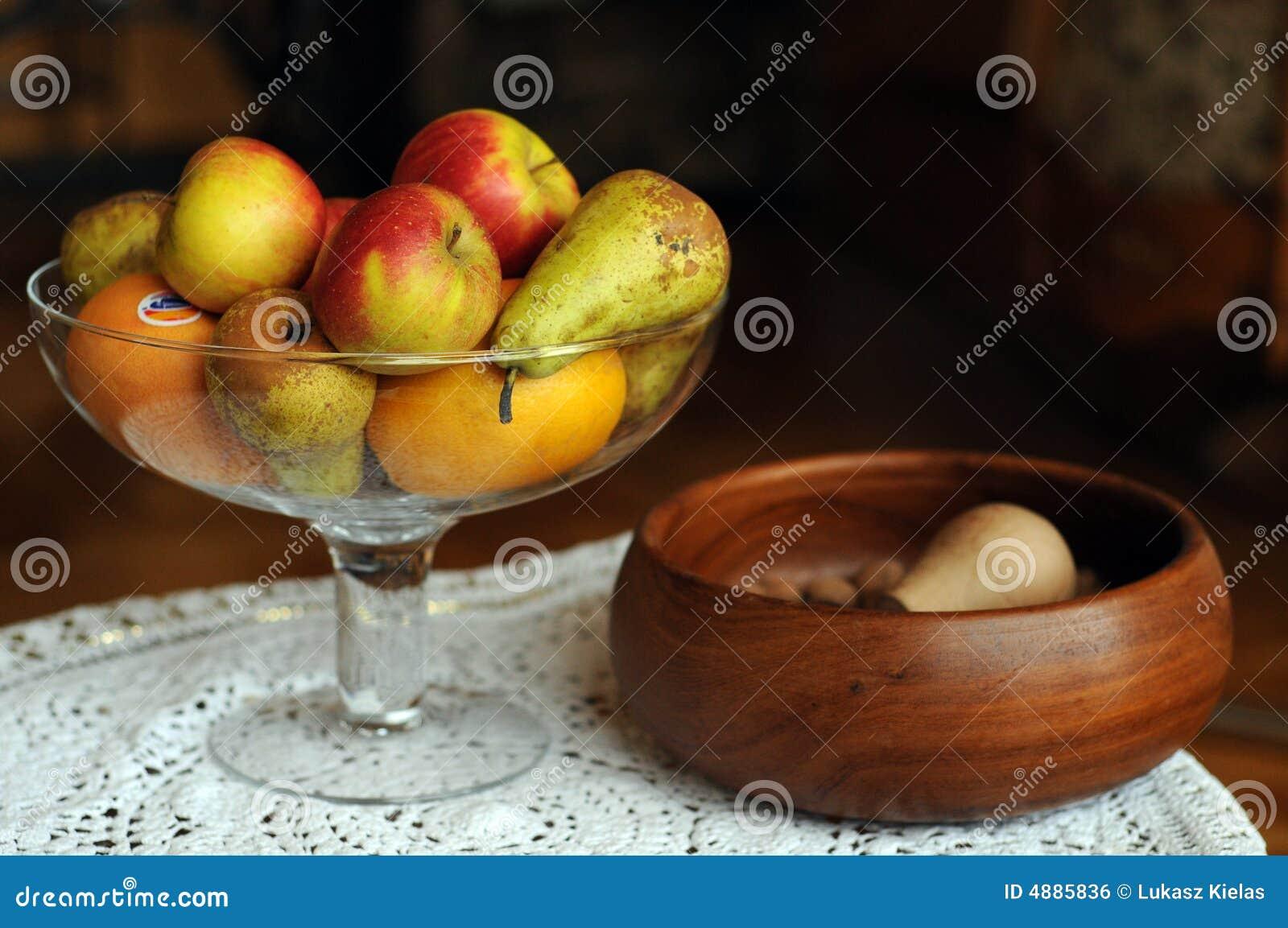 καρύδι ζωής μήλων ακόμα
