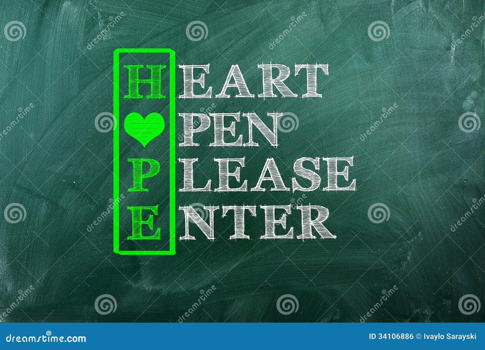 Καρδιά ελπίδας