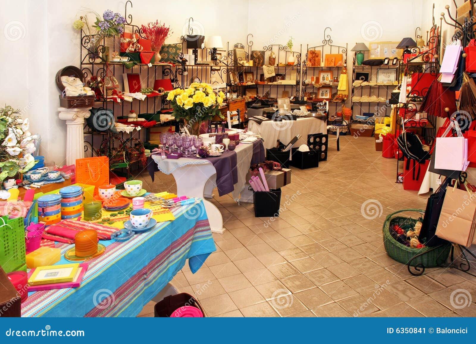 κατάστημα δώρων