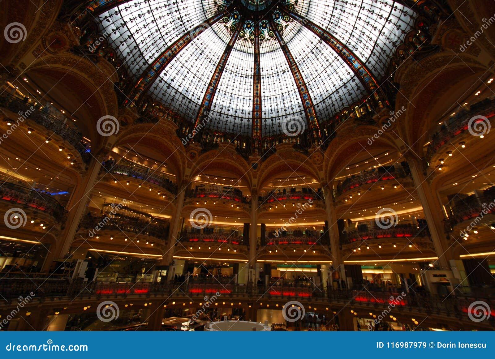 Κατάστημα του Λαφαγέτ Galeries, ορόσημο, αρχιτεκτονική, κτήριο, μητρόπολη