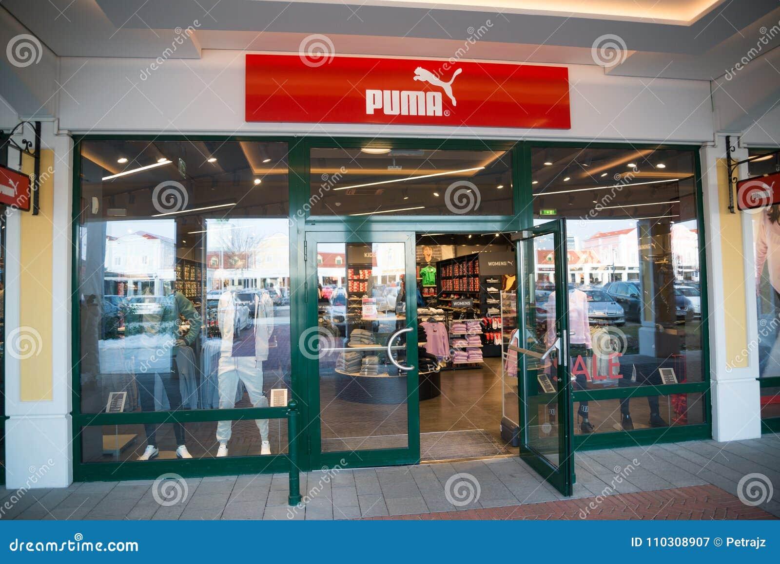 c1b251f6e7 Κατάστημα Puma σε Parndorf