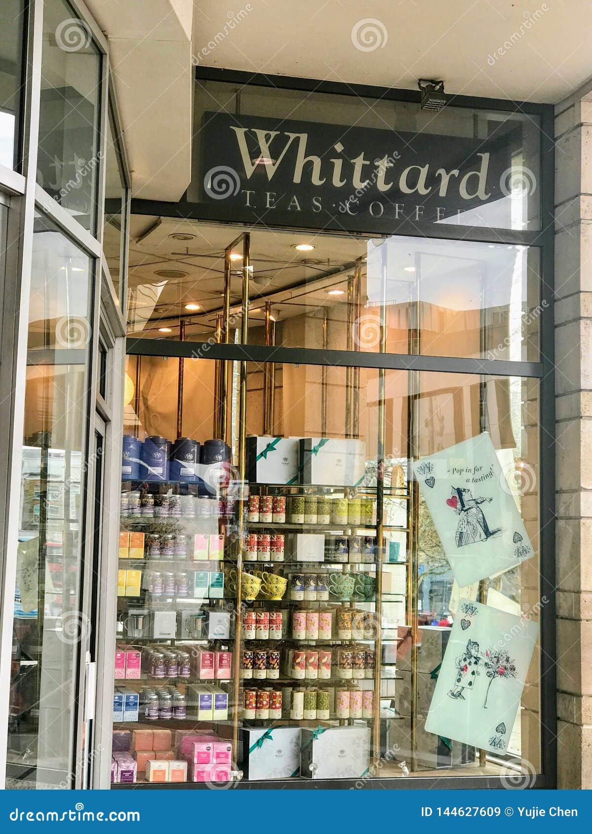 Κατάστημα Whittard