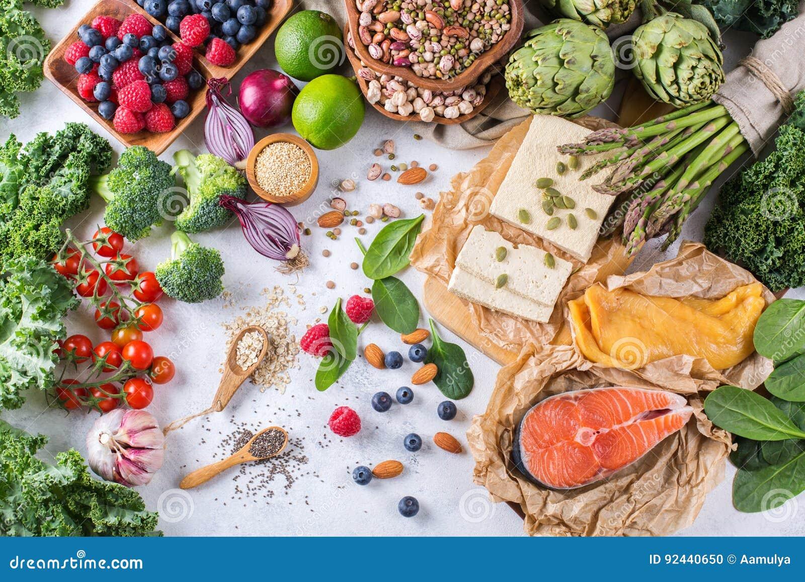 Κατάταξη επιλογής των υγιών ισορροπημένων τροφίμων για την καρδιά, διατροφή