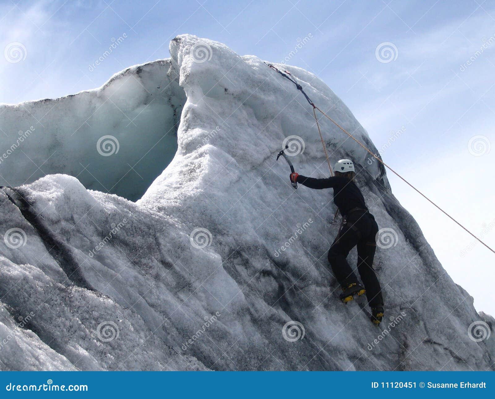 κατακτήστε τον πάγο