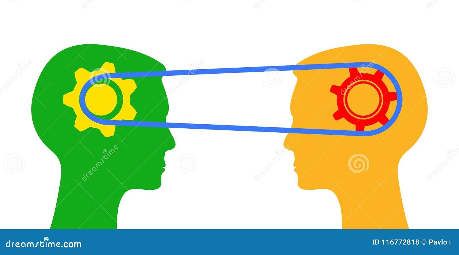 Κατανόηση, πληροφορίες ανταλλαγής - διάνυσμα
