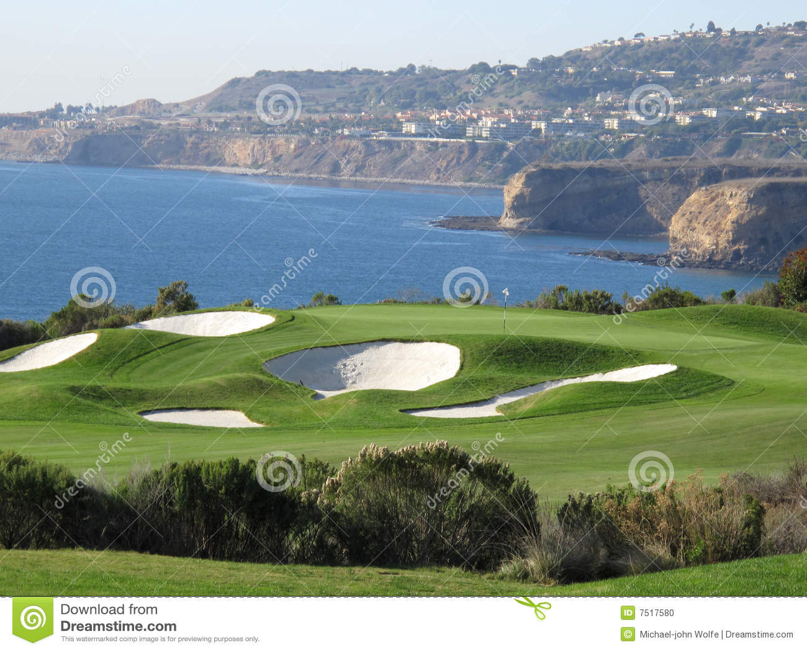καταπληκτική τρύπα γκολφ
