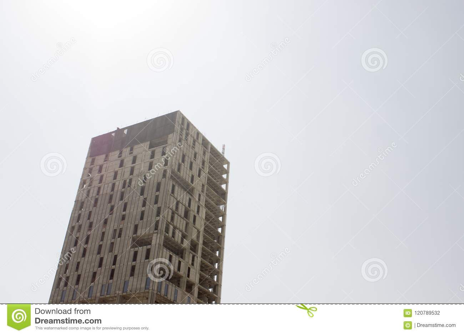 Κατασκευή πολυόροφων κτιρίων