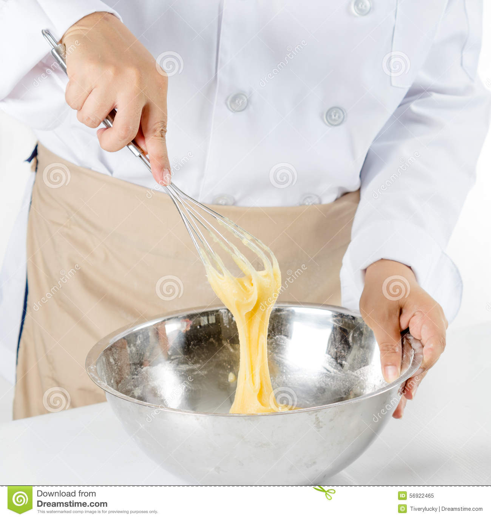 Κατασκευή του κέικ μπανανών