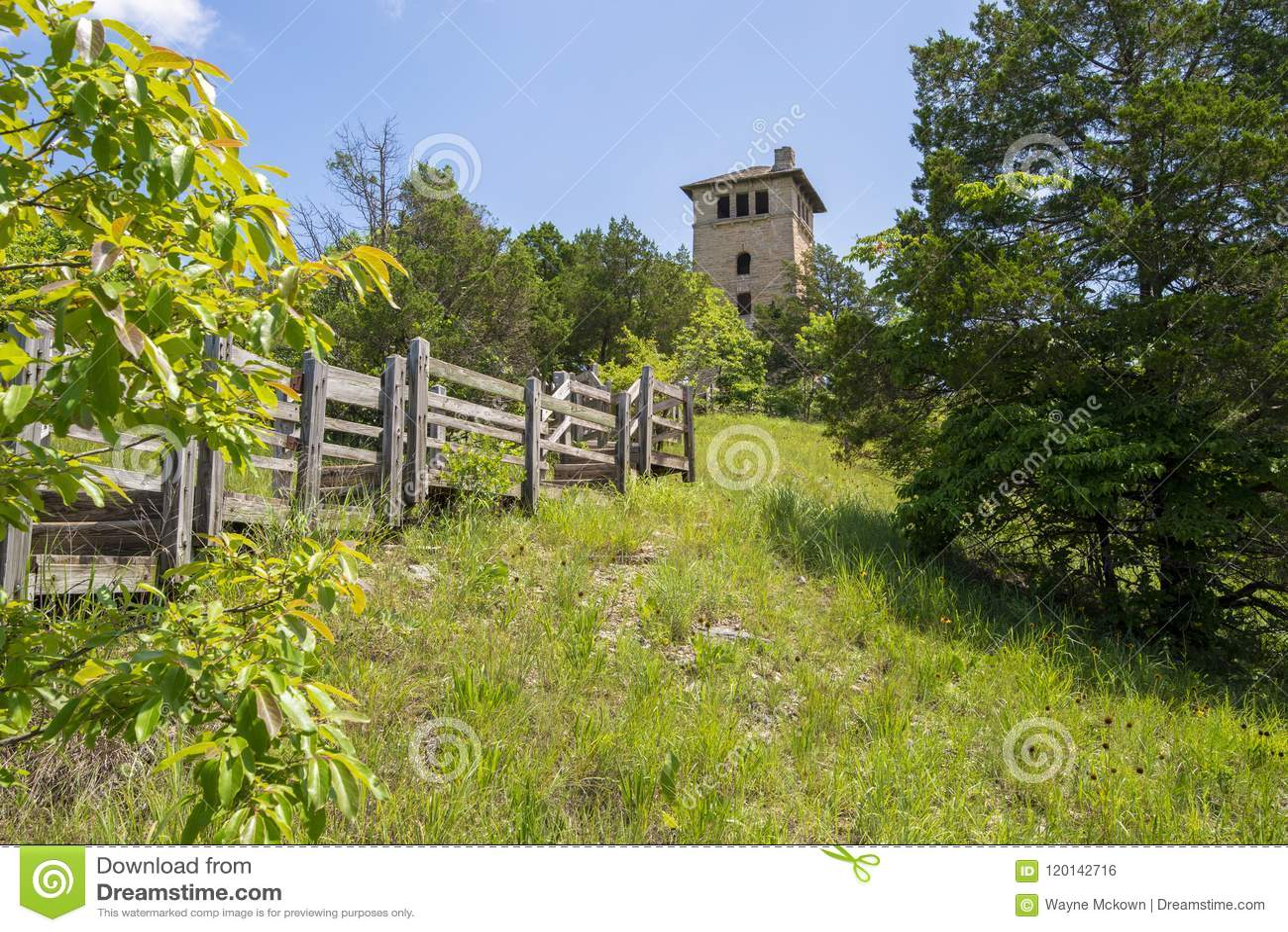 Καταστροφές πύργων νερού κάστρων εκταρίου εκτάριο Tonka